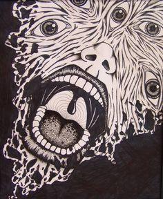 mírame a los ojos #Psychedelic