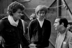 the great Mike Bloomfield, Skip Spence of Moby Grape and Paul Simon. Monterey Pop Festival, June '67