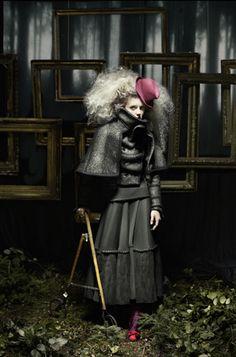 Gothic / photography by Eugenio Recuenco