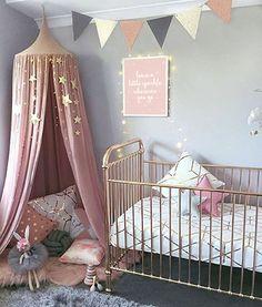 Nursery for a little princess