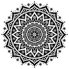 black and white east indian prints   Black-and-White-Indian-Textile-Design.png