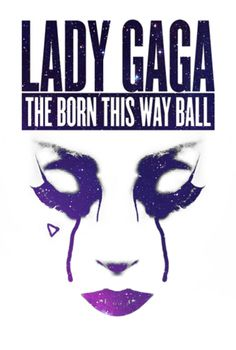 Born This Way Ball <3 Golden Discs, Born This Way, Lady Gaga, Style Icons, Halloween Face Makeup, People, Fashion, Moda, Fashion Styles