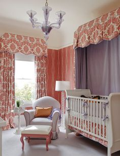 Pacific Heights Baby Nursery