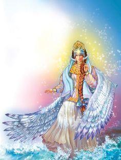 Beautiful Gif, Beautiful Paintings, Disney Princess Art, Princess Zelda, Fantasy World, Fantasy Art, Russian Cartoons, Evil Angel, Russian Art