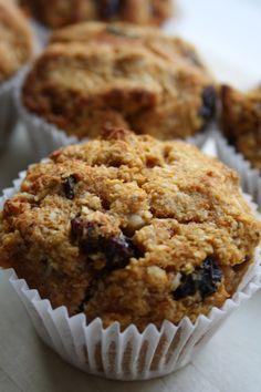 Gezonde Wortel muffins