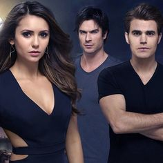 I'm going to finally make some edits after work today for this account and my vine account!! Love you guys #tvd