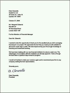 Notice of rate increase business letters pinterest business full block business letter layout is most widely used nowadays in formatting business letters here dixie also describes major business letter elements for spiritdancerdesigns Choice Image