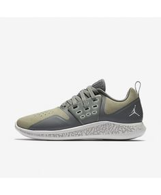 a582e52e346 Jordan Grind Dark Stucco River Rock University Red Light Bone AA4302-021 Running  Shoes For