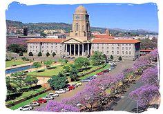 Pretoria City Hall, South Africa