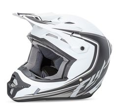 Fly Racing Kinetic Fullspeed Youth Motocross Helmets