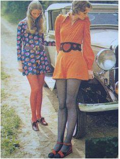 Les seventies ! #vintage