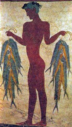 критские фрески - Поиск в Google