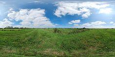 Vert pâturages sur la route du Grand Veys - France © Pascal Moulin