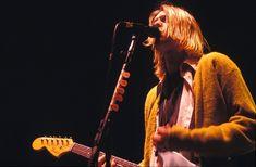 gambar kurt cobain and nirvana