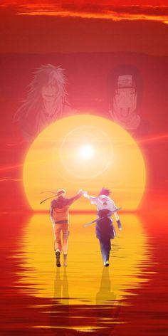 Madara Wallpaper, Wallpaper Animes, Wallpaper Naruto Shippuden, Cute Anime Wallpaper, Naruto Uzumaki Art, Naruto Fan Art, Naruto Sasuke Sakura, Itachi Uchiha, Naruto Images