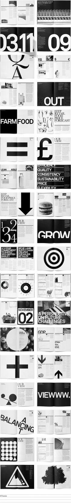 Outstanding work! - EFFP View Magazine | Designer: Paul Felton Design:
