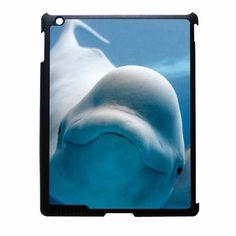 Beluga Whale Smile Whale iPad 3 Case