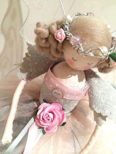 Fabulous Personalised Fairy on Etsy, £28.99