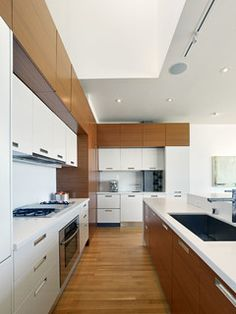 Bernal Residence - modern - kitchen - san francisco - by Zack|de Vito Architecture + Construction