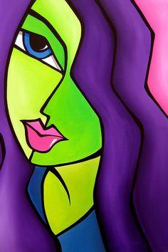 Dream Come True  Painting  - Dream Come True  Fine Art Print