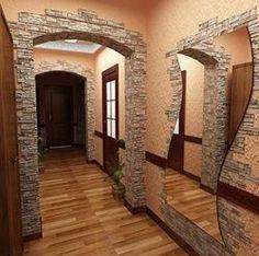 Оформление дверных проемов - Ремонт от А до Я своими руками: свежие идеи и инновации в сфере ремонта