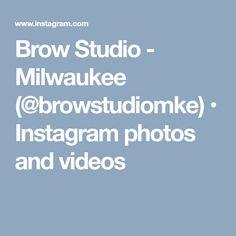 Brow Studio - Milwaukee (@browstudiomke) • Instagram photos and videos