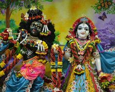ISKCON Nasik Deity Darshan 14 Sep 2016