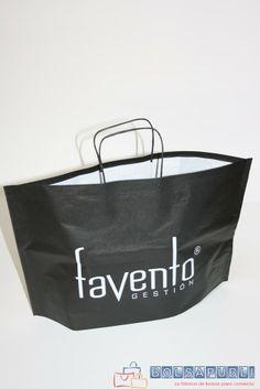 Newbags - Bolsas de papel impresas personalizadas para tiendas www.bolsapubli.net/productos/bolsasdepapel.html