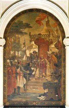 6. King John Sealing Magna Carta Great Fire Of London, The Great Fire, Tower Of London, London City, Frederick Leighton, Edward Iv, Alfred The Great, Magna Carta, King John