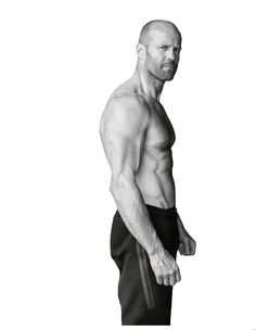 Jason Statham para Men's Health UK por Daniel Smith