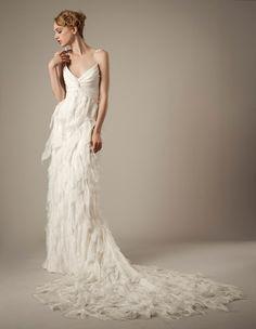 Strappy wedding dresses - Wedding dresses - YouAndYourWedding