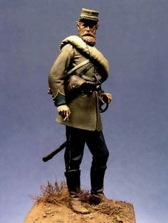 Confederate officer 1862 - Bill Horan