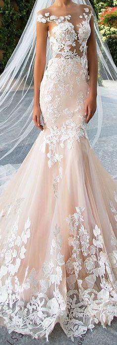 "Wedding Dresses By Milla Nova ""White Desire"" 2017 Bridal Collection | Part 1"