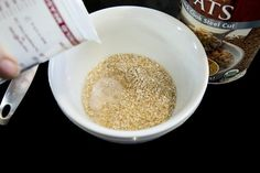 How to Cook Steel Cut Oats in the Microwave