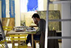 Desk, Paris, Pos, Desktop, Montmartre Paris, Table Desk, Paris France, Office Desk, Desk Office