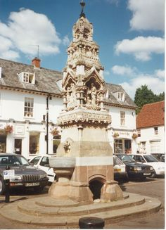 Saffron Walden Market Square Moving To California, Places Of Interest, Old Buildings, Beautiful Architecture, Family History, Great Britain, Wales, The Good Place, Scotland