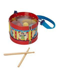 Take a look at this Silly Circus Tin Drum by Schylling on #zulily today!