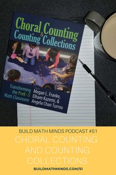 Many people think counting activities are just for our young learners but this book shows just how powerful Choral Counting and Counting Collections are throughout all of grade Counting In 5s, Counting Activities, Build Math, Starting A Book, Math Literacy, Book Study, Math Concepts, Number Sense, Book Show