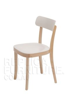 Jasper Morrison Basel Chair Replica - Cream Natural Beech Home Furniture Online, Cafe Furniture, Furniture Design, Dining Chairs, Dining Table, Basel, Bar Stools, Cream, Natural