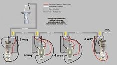 5 Way Wiring Diagram   Electricity, Light switch wiring, Electrical wiringPinterest