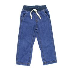jeans for boys, pull on jeans, Carter's jeans, denim for boys