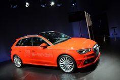 2014 Audi A3 e-tron: Full Details On Audi's Plug-In Hybrid