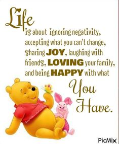 Pooh And Piglet Quotes, Cute Winnie The Pooh, Winnie The Pooh Friends, Positive Quotes, Motivational Quotes, Inspirational Quotes, Imprimibles Toy Story Gratis, Winnie The Pooh Pictures, Disney Quotes