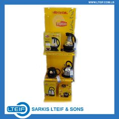Ariete #Lipton Tea Maker and Kettles now Available Starting Price: $50 TTC ONLY