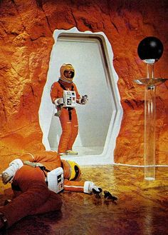 Space 1999 (1975-1977).  that's it?! seemed like a lifetime