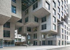 Oslo headquarters for Norwegian bank DNB by Dutch studio MVRDV