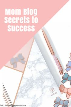 Secrets from a Work at Home Boss Mom - Gingy Love