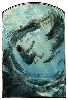 Final flat. Mermaids