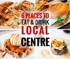 6 Places to eat and drink local in Centre, #France. #food