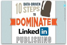 10 tips for LinkedIn publishing | Articles | Main